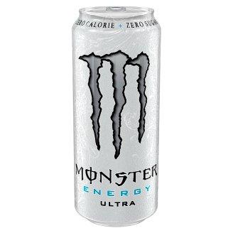 Monster Energy Ultra sycený energetický nápoj 500ml