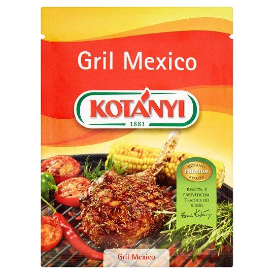 Kotányi Gril Mexico 30g