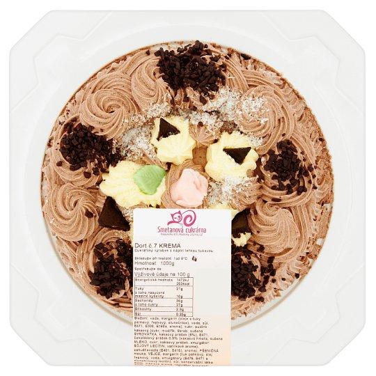 Smetanová cukrárna Krema Cake No. 7 1000g