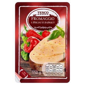 Tesco Fromaggio s příchutí papriky 150g