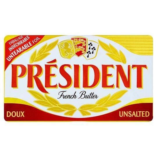 Président Plaquette máslo jemné 250g