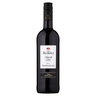 Felix Solis Vina Albali Tempranillo smooth red červené víno 75cl