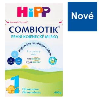HiPP Combiotik 1 Bio první kojenecké mléko od narození 600g