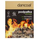 Dancoal Firelighter Box 72 pcs