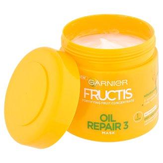 image 2 of Garnier Fructis Oil Repair 3 Mask 300ml
