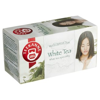 TEEKANNE White Tea, World Special Teas, 20 Bags, 25g