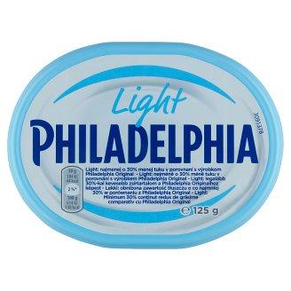 Philadelphia Light smetanový sýr 125g