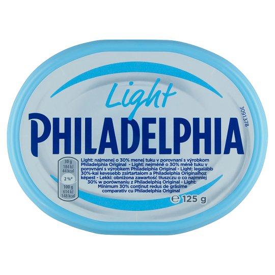 Philadelphia Light polotučný měkký sýr 125g
