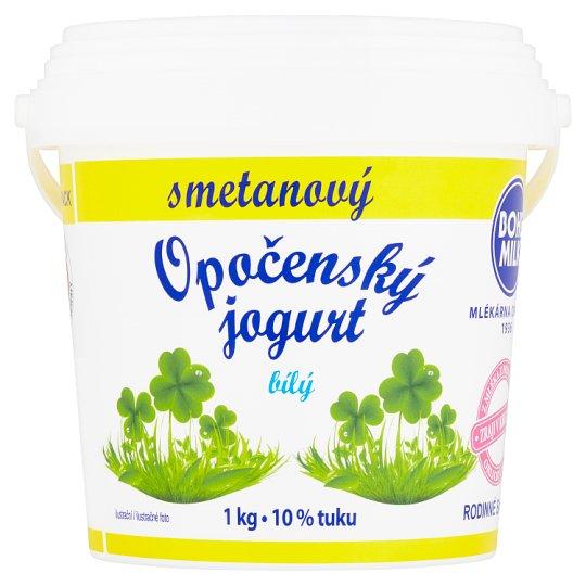 Bohemilk Opočenský jogurt White Creamy 1kg