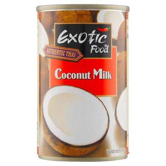 Exotic Food Authentic Thai Coconut Milk 160ml