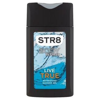 STR8 Body Refresh Live True osvěžující sprchový gel 250ml