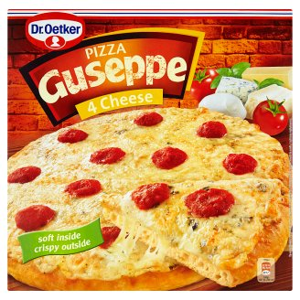 Dr. Oetker Guseppe Pizza 4 Cheeses 335g