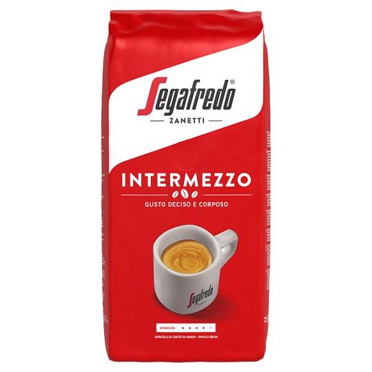 Segafredo Zanetti Intermezzo zrnková káva 1kg