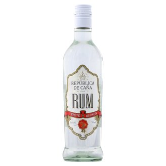 República de Caña Rum White 700ml