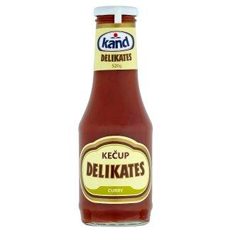 Kand Delikates Curry kečup 520g