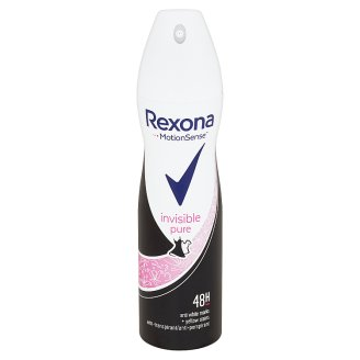 Rexona Invisible Pure antiperspirant sprej 150ml