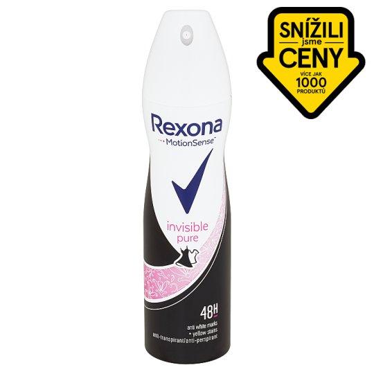 Rexona Invisible Pure antiperspirant sprej 150ml