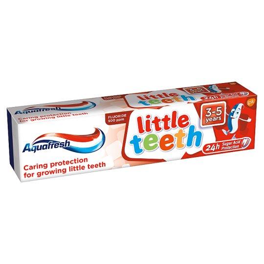 Aquafresh Little Teeth zubní pasta 50ml