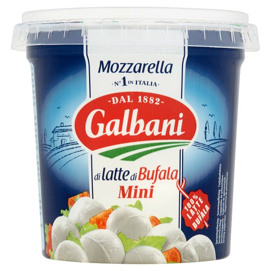 Galbani Mozzarella mini bufala 150g