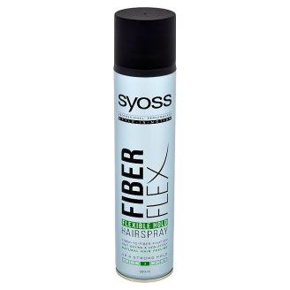 Syoss Fiberflex lak na vlasy Flexible Hold 300ml