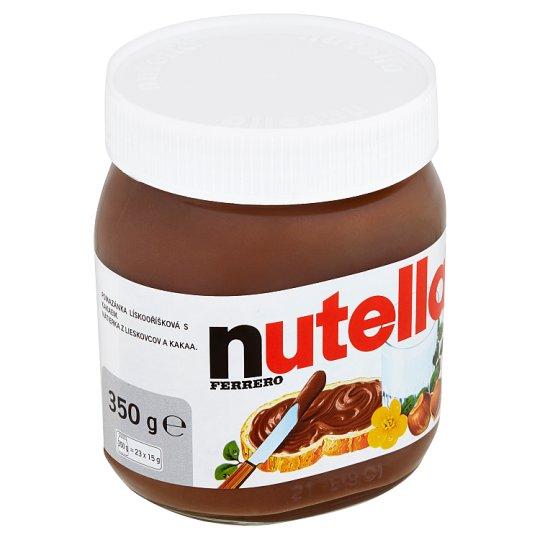 Nutella Hazelnut Spread with Cocoa 350g