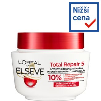 L'Oréal Paris Elseve Total Repair 5 intenzivní obnovující maska 300ml