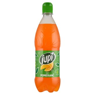 Jupí Orange Syrup 0.7L