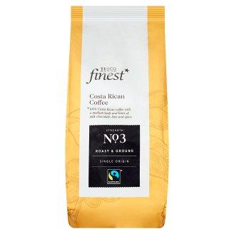 Tesco Finest Costa rican pražená mletá káva 227g