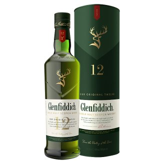 Glenfiddich 12 Years Old Single Malt Whisky 700ml