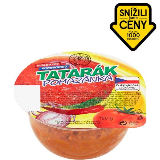 Gurmán Klub Tartar Spread 150g