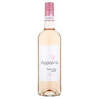 Appalina Pinot Noir nealkoholické růžové víno 0,75l