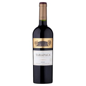 Viña Tarapacá Reserva Syrah víno červené 0,75l