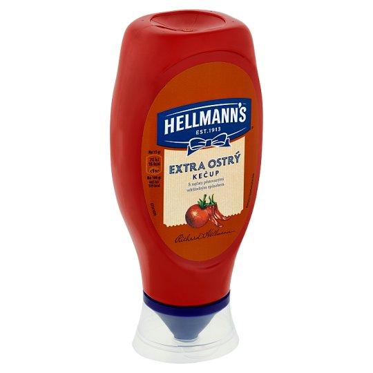 Hellmann's Kečup extra ostrý 450g
