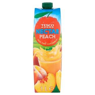 Tesco Broskvový nektar z koncentrované dřeně 1l