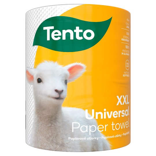 Tento Giant XXL Paper Towels 1 Roll