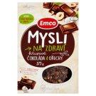 Emco Mysli na Zdraví Křupavé čokoláda a ořechy 375g