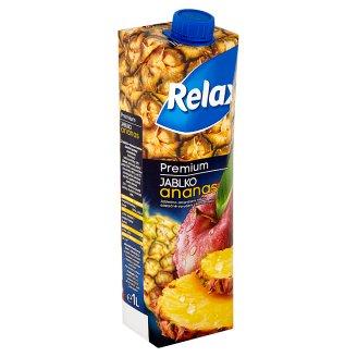 Relax Premium jablko ananas 1l