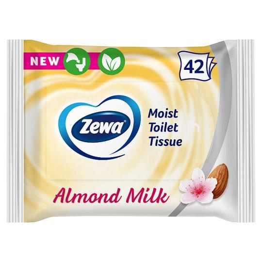 Zewa Almond Milk vlhčený toaletní papír 42 ks