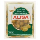 Alisa Olives without Stones in Brine 195g