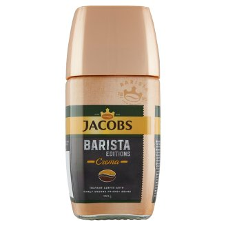Jacobs Barista Edition Crema rozpustná káva 155g