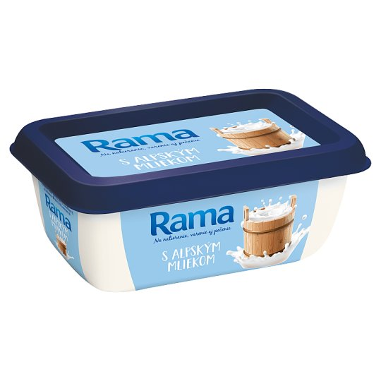 Rama Margarine with Alpine Milk 225g