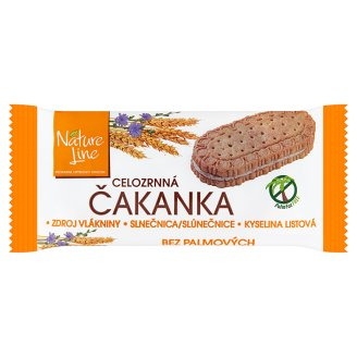 Nature Line Wholemeal Biscuit with Chicory 32g