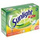 Sunlight All in 1 Citrus Tablety do myčky nádobí 26 ks 455g - Exkluzivně pouze v TESCO