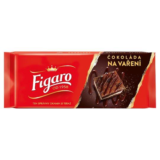 Figaro Čokoláda na vaření 100g