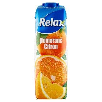Relax Sezónní edice s malinou i acai 1l