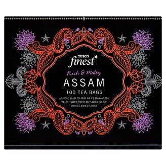 Tesco Finest Assam černý čaj 250g