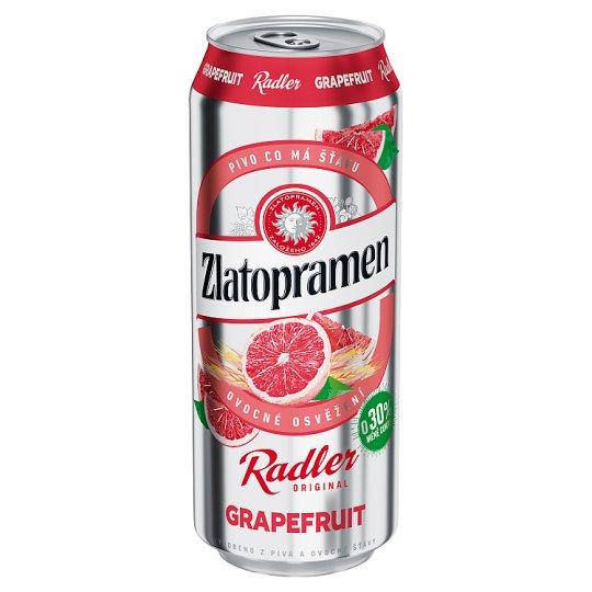 Zlatopramen radler grapefruit 0,5l