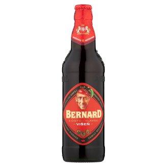 Bernard S čistou hlavou Cherry Refreshing Drink 0.5L