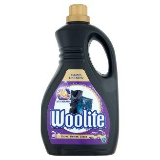 Woolite Darks, Black, Denim Liquid Detergent 50 Washes 3L