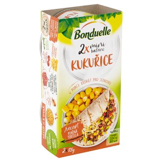 Bonduelle Corn Mini Packing 2 x 85g